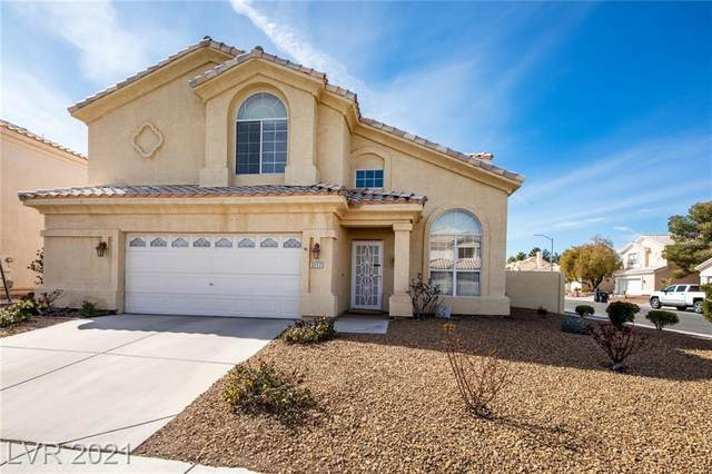 3117 Point Sal Circle, Las Vegas, NV 89128 (MLS #2271602) :: Signature Real Estate Group