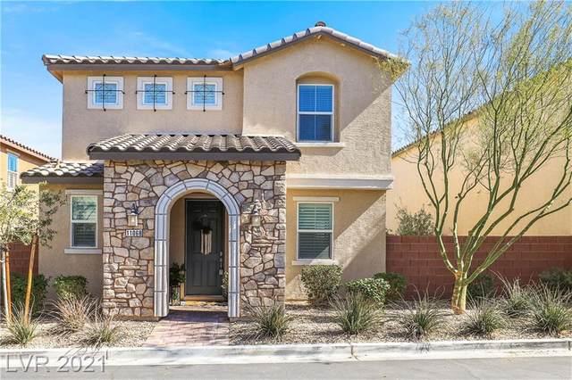 11068 Camden Bay Street, Las Vegas, NV 89179 (MLS #2271608) :: Jeffrey Sabel