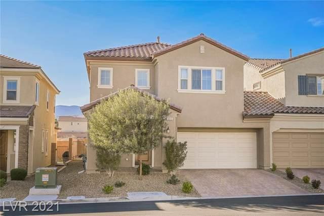 5845 Amber Mesa Street, Las Vegas, NV 89148 (MLS #2271609) :: Jeffrey Sabel