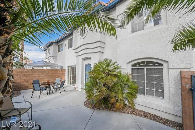 824 Radiant Star Street, Las Vegas, NV 89145 (MLS #2271621) :: Jeffrey Sabel