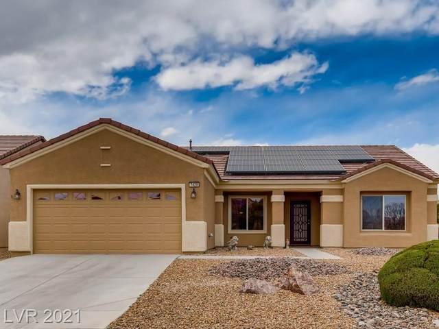 7429 Shelduck Street, North Las Vegas, NV 89084 (MLS #2271632) :: Hebert Group | Realty One Group