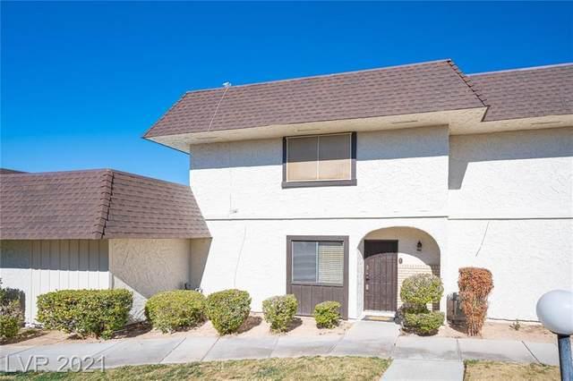 4152 Flamingo Crest Drive #2, Las Vegas, NV 89121 (MLS #2271636) :: ERA Brokers Consolidated / Sherman Group