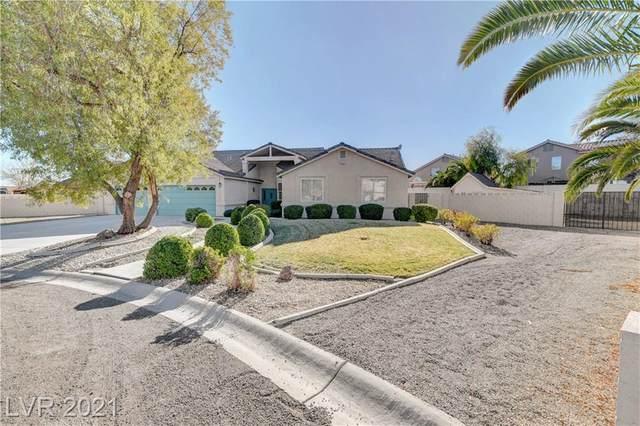 3925 Quadrel Street, Las Vegas, NV 89129 (MLS #2271657) :: Lindstrom Radcliffe Group