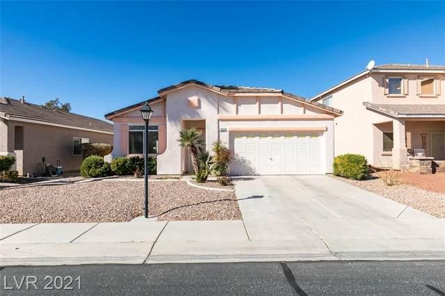 7625 Burning Falls Drive, Las Vegas, NV 89131 (MLS #2271689) :: ERA Brokers Consolidated / Sherman Group