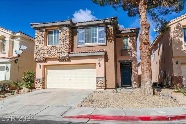 4510 Turkey Ridge Court, North Las Vegas, NV 89031 (MLS #2271690) :: Hebert Group | Realty One Group