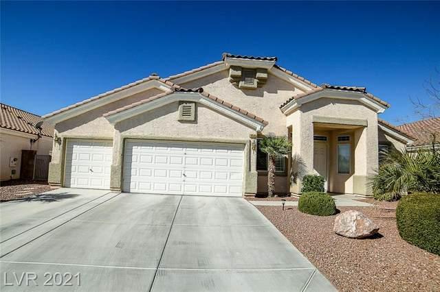 9645 Dancing Pond Way, Las Vegas, NV 89178 (MLS #2271692) :: Signature Real Estate Group