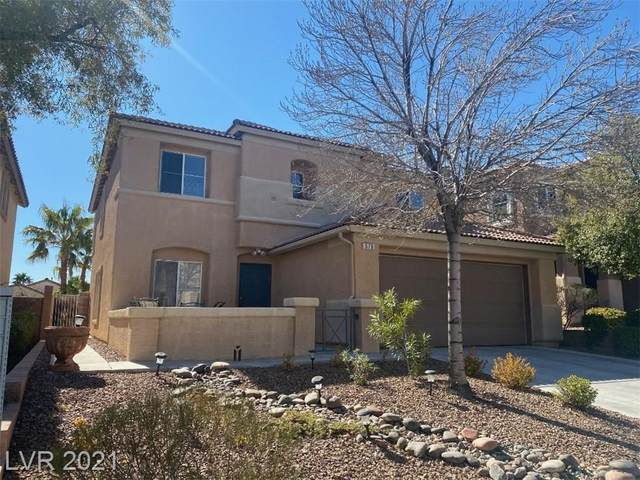 576 Lacabana Beach Drive, Las Vegas, NV 89138 (MLS #2271718) :: Billy OKeefe | Berkshire Hathaway HomeServices