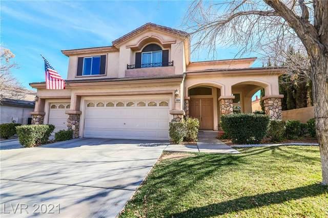 2024 Spring Rose Street, Las Vegas, NV 89134 (MLS #2271724) :: Signature Real Estate Group