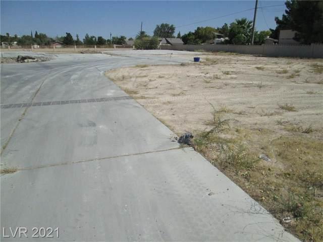 5710 Duneville Street, Las Vegas, NV 89118 (MLS #2271730) :: Lindstrom Radcliffe Group
