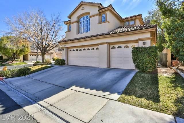 2013 Trailside Village Avenue, Henderson, NV 89012 (MLS #2271773) :: Signature Real Estate Group