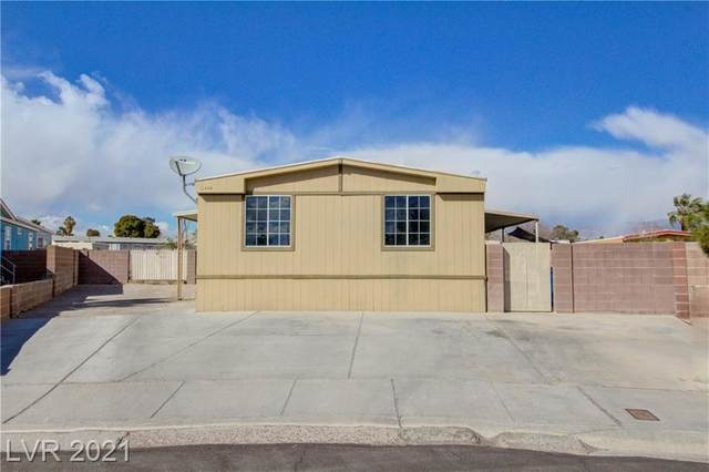 6444 Bamboo Court, Las Vegas, NV 89108 (MLS #2271790) :: Signature Real Estate Group