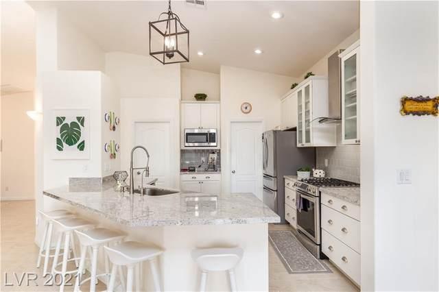 6612 Ruddock Drive, North Las Vegas, NV 89084 (MLS #2271794) :: Signature Real Estate Group