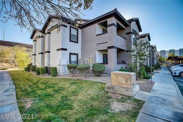 45 Maleena Mesa Street #1425, Henderson, NV 89074 (MLS #2271814) :: Signature Real Estate Group