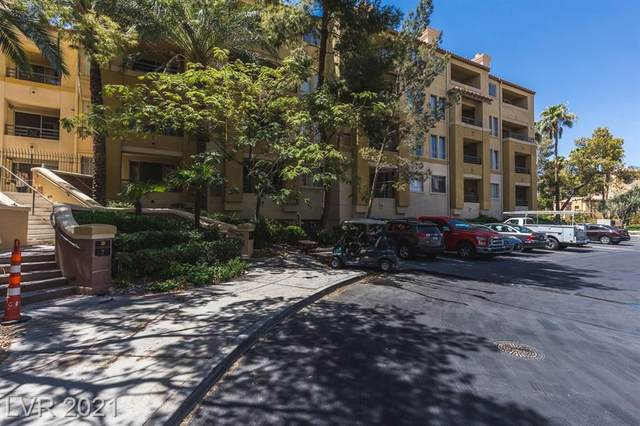 270 Flamingo Road #122, Las Vegas, NV 89169 (MLS #2271829) :: ERA Brokers Consolidated / Sherman Group