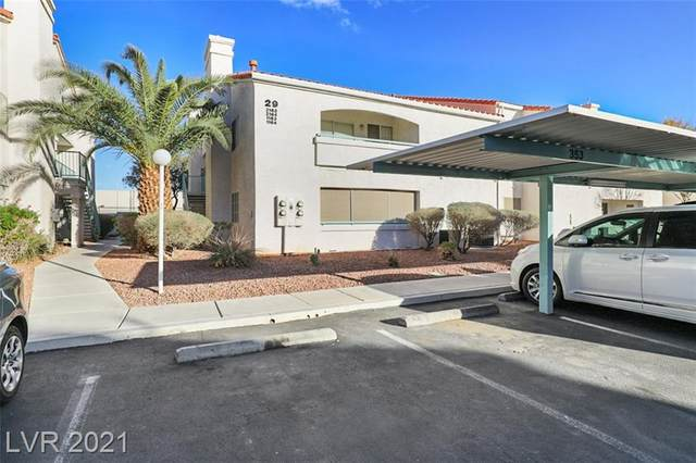 2725 Nellis Boulevard #2163, Las Vegas, NV 89121 (MLS #2271861) :: ERA Brokers Consolidated / Sherman Group