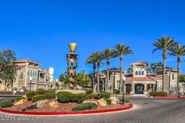 10550 Alexander Road #2068, Las Vegas, NV 89129 (MLS #2271914) :: Signature Real Estate Group