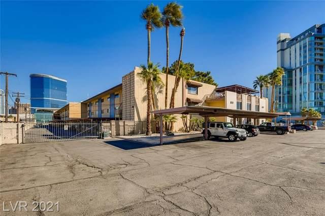 356 Desert Inn Road #114, Las Vegas, NV 89109 (MLS #2271920) :: ERA Brokers Consolidated / Sherman Group