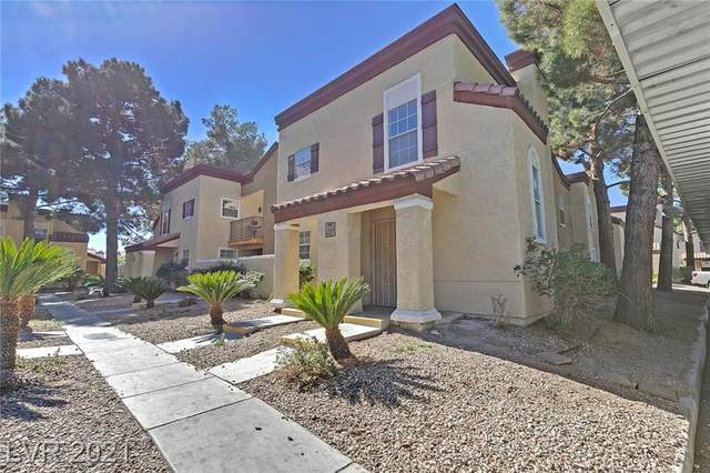 2801 Rainbow Boulevard #246, Las Vegas, NV 89108 (MLS #2271959) :: Kypreos Team