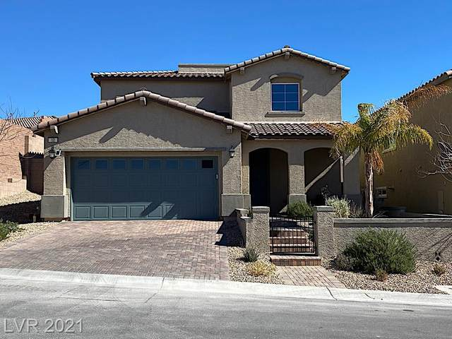 12 Via Dolcetto, Henderson, NV 89011 (MLS #2271960) :: Custom Fit Real Estate Group