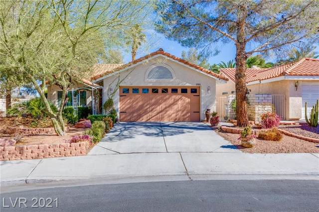 2300 Fairbourne Way, Henderson, NV 89074 (MLS #2271961) :: Signature Real Estate Group