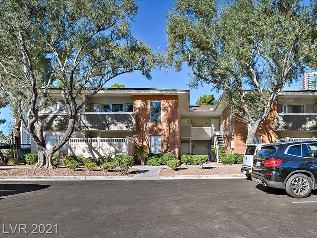 2807 Geary Place #2506, Las Vegas, NV 89109 (MLS #2271995) :: Billy OKeefe | Berkshire Hathaway HomeServices