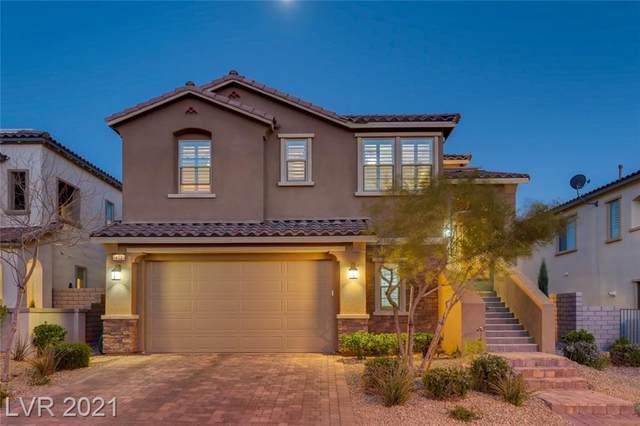 432 Vigo Port Street, Las Vegas, NV 89138 (MLS #2272003) :: Lindstrom Radcliffe Group