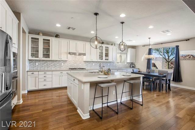 278 Inflection Street, Henderson, NV 89011 (MLS #2272005) :: Jeffrey Sabel