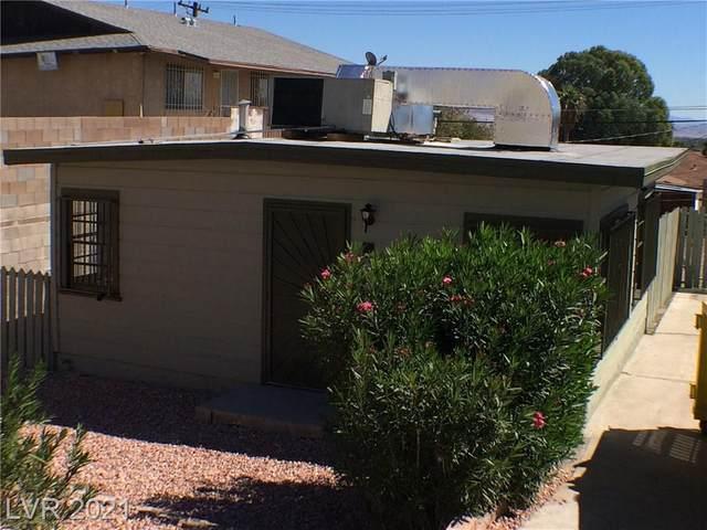 308 14th Street, Las Vegas, NV 89101 (MLS #2272045) :: ERA Brokers Consolidated / Sherman Group