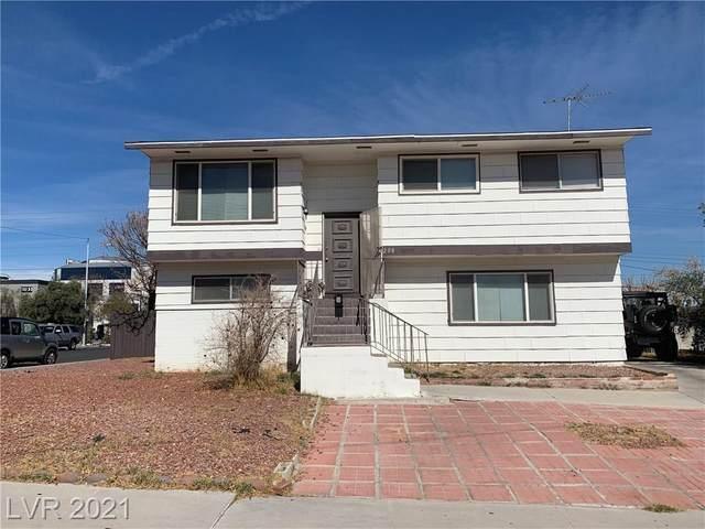 3208 Alcoa Avenue, Las Vegas, NV 89102 (MLS #2272056) :: Billy OKeefe | Berkshire Hathaway HomeServices
