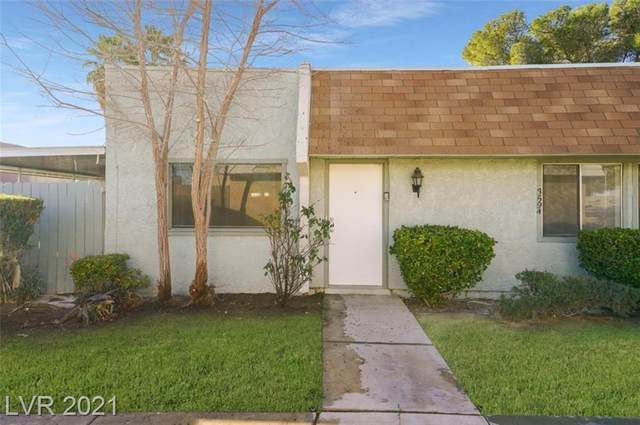 3594 Villa Knolls East Drive, Las Vegas, NV 89120 (MLS #2272097) :: ERA Brokers Consolidated / Sherman Group