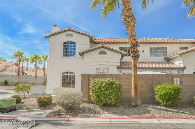 929 Radiant Star Street, Las Vegas, NV 89145 (MLS #2272102) :: Signature Real Estate Group