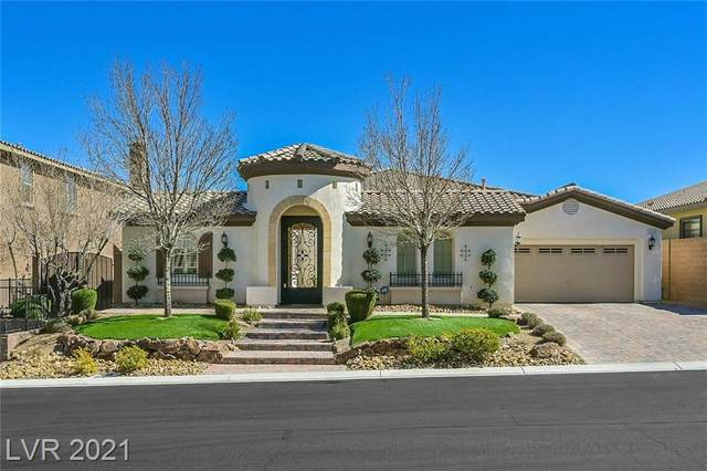 9534 Bella Citta Street, Las Vegas, NV 89178 (MLS #2272163) :: Vestuto Realty Group