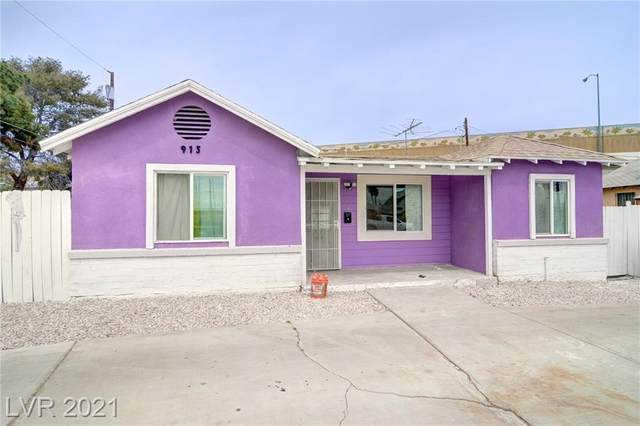 915 Mesquite Avenue, Las Vegas, NV 89101 (MLS #2272177) :: Billy OKeefe | Berkshire Hathaway HomeServices