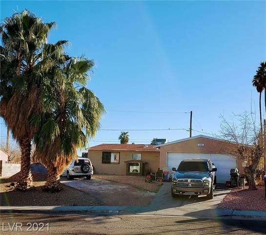 1401 Wilderness Way, North Las Vegas, NV 89030 (MLS #2272194) :: Signature Real Estate Group