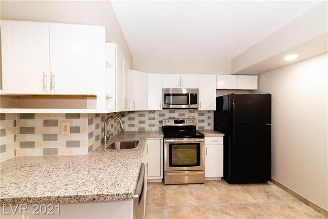 3930 University Center Drive #306, Las Vegas, NV 89119 (MLS #2272203) :: Billy OKeefe | Berkshire Hathaway HomeServices