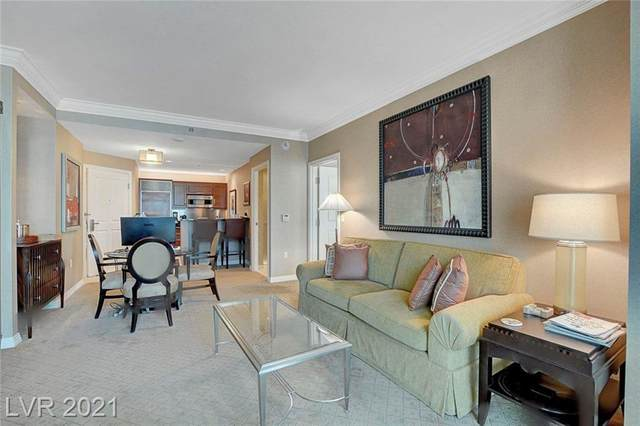 135 E Harmon Avenue 2101 & 2103, Las Vegas, NV 89109 (MLS #2272210) :: ERA Brokers Consolidated / Sherman Group