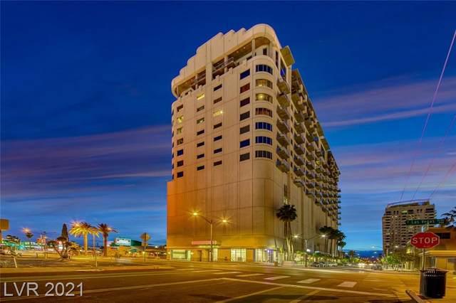 900 Las Vegas Boulevard #814, Las Vegas, NV 89101 (MLS #2272219) :: Signature Real Estate Group