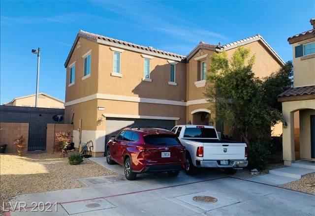 7760 Needlepoint Court, Las Vegas, NV 89149 (MLS #2272256) :: Signature Real Estate Group