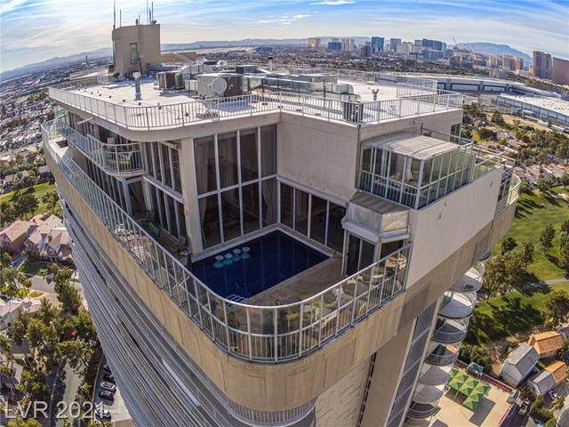 3111 Bel Air Drive 28B, Las Vegas, NV 89109 (MLS #2272291) :: Signature Real Estate Group