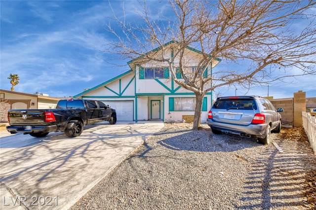 7625 Paul Weitz Street, Las Vegas, NV 89145 (MLS #2272300) :: Signature Real Estate Group