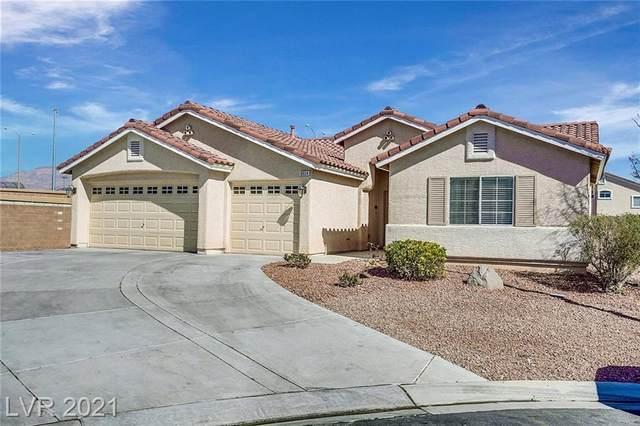 6624 Ruddock Drive, North Las Vegas, NV 89084 (MLS #2272345) :: Signature Real Estate Group