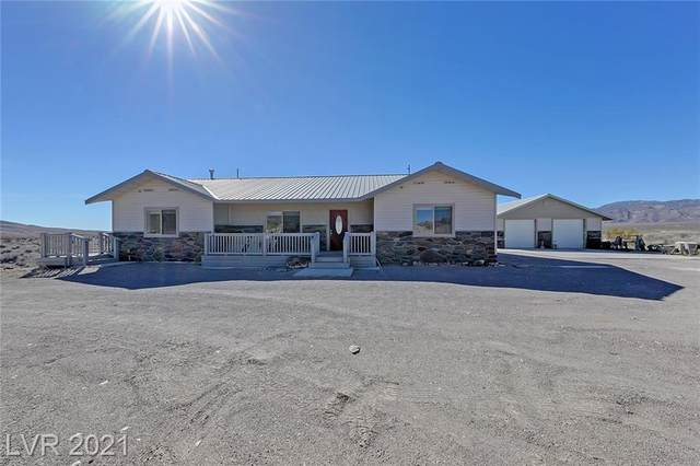 385 Ferris Road #62, Alamo, NV 89001 (MLS #2272348) :: Signature Real Estate Group
