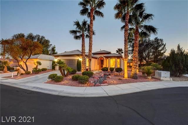 10597 Santo Marco Court, Las Vegas, NV 89135 (MLS #2272362) :: Hebert Group | Realty One Group