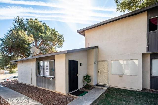 201 18th Street D, Las Vegas, NV 89101 (MLS #2272365) :: Signature Real Estate Group