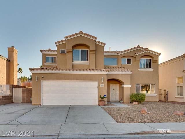 4521 Palm Mesa Drive, Las Vegas, NV 89120 (MLS #2272368) :: Hebert Group   Realty One Group