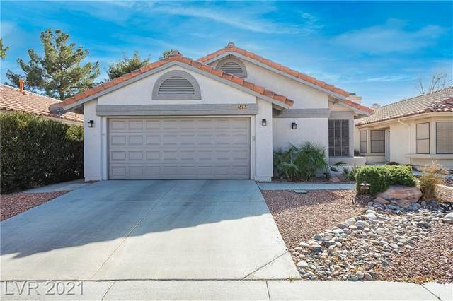 623 Paulson Drive, Las Vegas, NV 89123 (MLS #2272373) :: Billy OKeefe | Berkshire Hathaway HomeServices