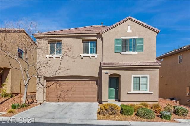 10640 Capitol Peak Avenue, Las Vegas, NV 89166 (MLS #2272383) :: Signature Real Estate Group