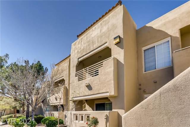 1909 Rio Canyon Court #204, Las Vegas, NV 89128 (MLS #2272387) :: Signature Real Estate Group