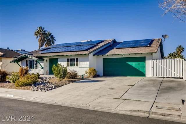 3132 Downing Place, Las Vegas, NV 89121 (MLS #2272389) :: ERA Brokers Consolidated / Sherman Group