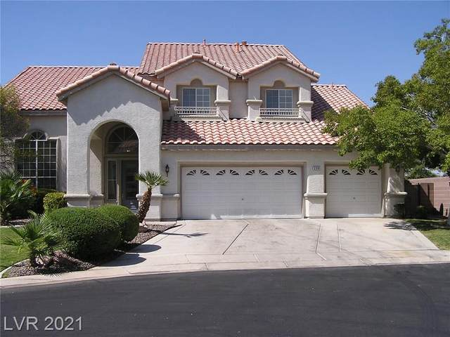 298 Macsnap Avenue, Las Vegas, NV 89183 (MLS #2272420) :: Signature Real Estate Group